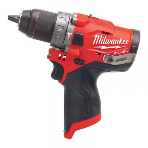 M12 FPD-0 - Sub compact 2-speed percussion drill 12 V, without equipment