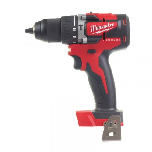 M18 CBLPD-0X - Compact brushless percussion drill 18 V, in case, without equipment