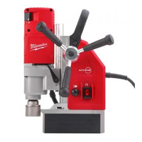 MDE 41 - Magnetic drill press with electro magnet 1200 W in HD Box