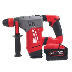 M18 CHPX-902X - High performance SDS-Plus hammer 18 V, 9.0 Ah, FUEL™, in HD Box, with 2 batteries and charger