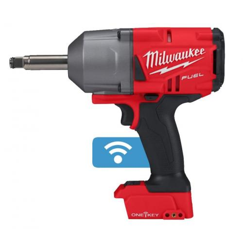 "M18 ONEFHIWF12E-0X - 1/2"" Impact wrench, 1017 Nm,18 V, ONE-KEY™, in case, without equipment"