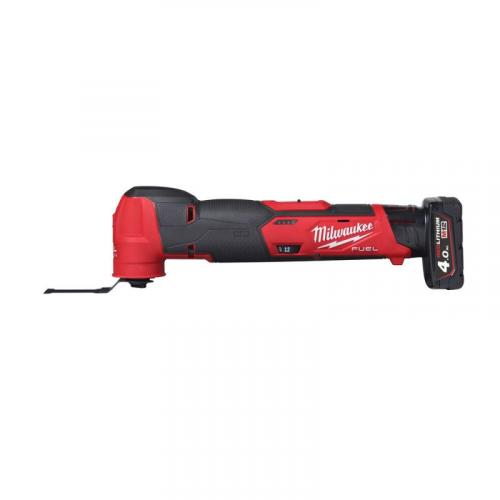 M12 FMT-422X - FUEL™ Multi-tool 12 V, 2.0 & 4.0 Ah, in case, with 2 batteries and charger