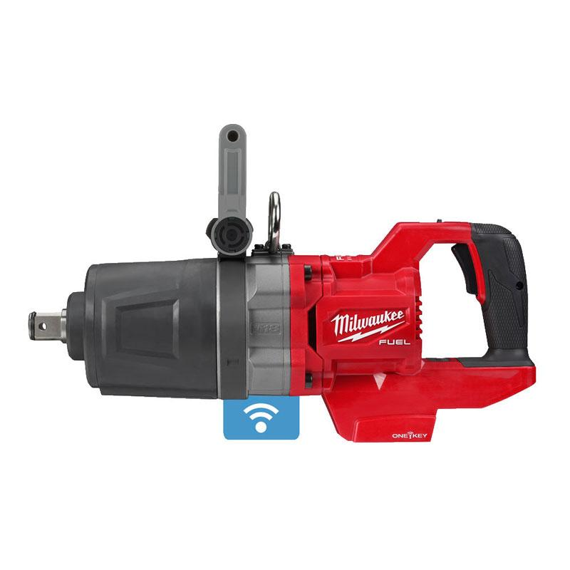 "M18 ONEFHIWF1DS-0C - 1"" Impact wrench, 2576 Nm, 18 V, ONE-KEY™, in case, without equipment"