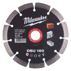4932373148 - Tarcza diamentowa DSU 150x22,2 mm