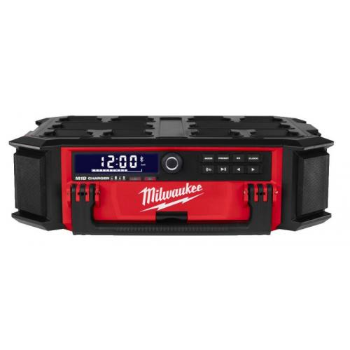 M18 PRCDAB+-0 - Radio charger M18™ PACKOUT™