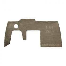 48255420 - Wymienne ostrze Switchblade, 35 mm
