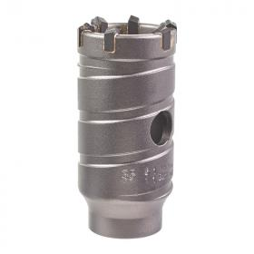 4932344478 - Koronka rdzeniowa do betonu SDS-Plus TCT, 35 x 58 mm