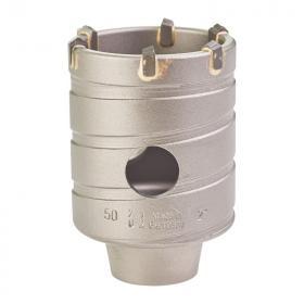 4932344479 - Koronka rdzeniowa do betonu SDS-Plus TCT, 50 x 58 mm