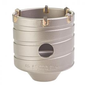 4932344480 - Koronka rdzeniowa do betonu SDS-Plus TCT, 65 x 50 mm