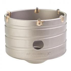 4932344482 - Koronka rdzeniowa do betonu SDS-Plus TCT, 90 x 50 mm