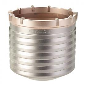 4932367304 - Koronka rdzeniowa do betonu SDS-Max TCT, dwuczęściowa, 100 x 100 mm