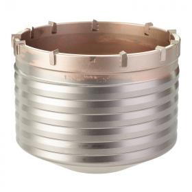 4932367306 - Koronka rdzeniowa do betonu SDS-Max TCT, dwuczęściowa, 125 x 100 mm
