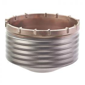 4932367308 - Koronka rdzeniowa do betonu SDS-Max TCT, dwuczęściowa, 150 x 100 mm