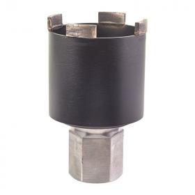 """4932399218 - Koronka diamentowa do wiercenia na sucho DCHX, 1 1/4"""" UNC, 82 x 60/130 mm"""
