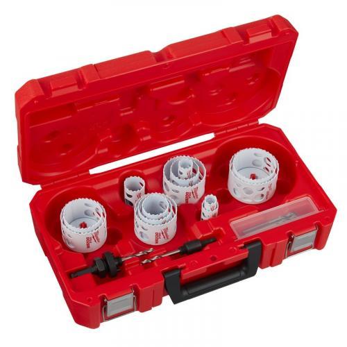 49224102 - Zestaw otwornic bimetalowych kobaltowych HOLE DOZER, 20-76 mm (17 szt.)