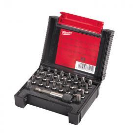 4932352747 - Zestaw bitów do śrub Phillips, Pozidriv i Torx, PH1 - PH3, PZ1 - PZ3, TX10 - TX40 (27 szt.)