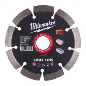 4932373147 - Tarcze diamentowa tnąca DSU 125 x 22.23 mm