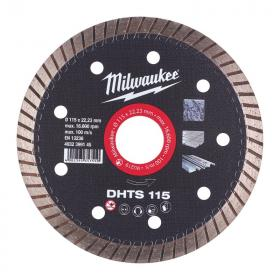4932399145 - Tarcza diamentowa tnąca DHTS 115 x 22,23 mm