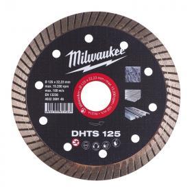 4932399146 - Tarcza diamentowa tnąca DHTS 125 x 22,23 mm