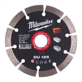 4932399522 - Tarcza diamentowa tnąca DU 125 x 22,23 mm