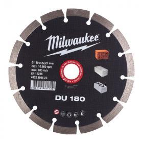 4932399523 - Tarcza diamentowa tnąca DU 180 x 22,23 mm