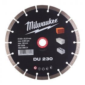 4932399524 - Tarcza diamentowa tnąca DU 230 x 22,23 mm