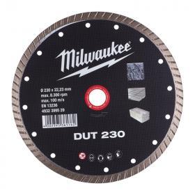 4932399529 - Tarcza diamentowa tnąca DUT 230 x 22,23 mm