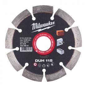 4932399539 - Tarcza diamentowa tnąca DUH 115 x 22,23 mm