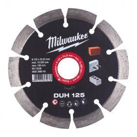4932399540 - Tarcza diamentowa tnąca DUH 125 x 22,23 mm