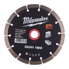 4932399541 - Tarcza diamentowa tnąca DUH 180 x 22,23 mm
