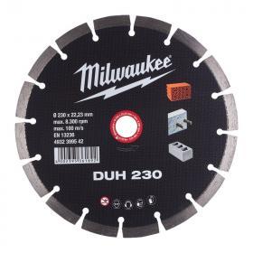 4932399542 - Tarcza diamentowa tnąca DUH 230 x 22,23 mm