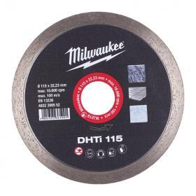 4932399552 - Tarcza diamentowa tnąca DHTi 115 x 22,23 mm