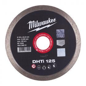 4932399553 - Tarcza diamentowa tnąca DHTi 125 x 22,23 mm