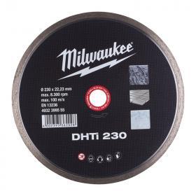 4932399555 - Tarcza diamentowa tnąca DHTi 230 x 22,23 mm