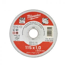 4932451474 - Tarcza do cięcia metalu Contractor 115 x 1 x 22,2 mm (1 szt.)