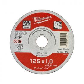 4932451478 - Tarcza do cięcia metalu Contractor 125 x 1 x 22,2 mm (200 szt.)