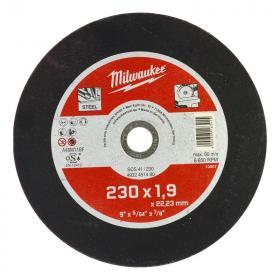 4932451480 - Tarcza do cięcia metalu Contractor 230 x 1,9 x 22,2 mm (1 szt.)
