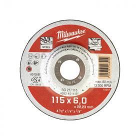 4932451481 - Tarcza do szlifowania metalu Contractor 115 x 6 x 22,2 mm (1 szt.)