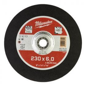 4932451483 - Tarcza do szlifowania metalu Contractor 230 x 6 x 22,2 mm (1 szt.)