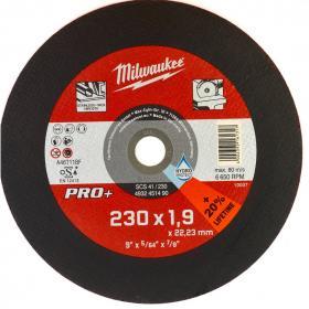 4932451490 - Tarcza cienka do cięcia metalu PRO+ 230 x 1,9 x 22,2 mm (1 szt.)