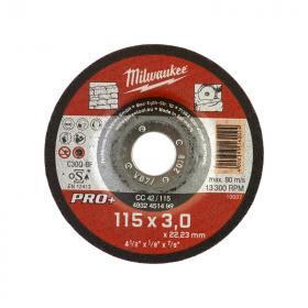 4932451499 - Tarcza do cięcia kamienia PRO+ 115 x 3 x 22,2 mm (1 szt.)