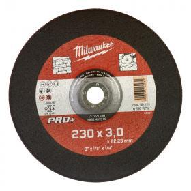 4932451500 - Tarcza do cięcia kamienia PRO+ 230 x 3 x 22,2 mm (1 szt.)