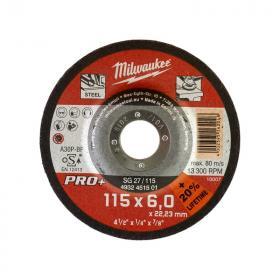 4932451501 - Tarcza do szlifowania metalu PRO+ 115 x 6 x 22,2 mm (1 szt.)