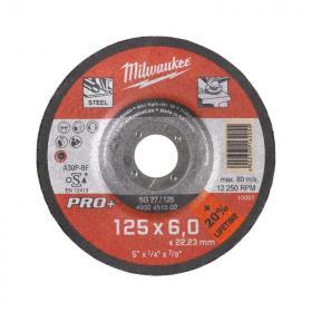 4932451502 - Tarcza do szlifowania metalu PRO+ 125 x 6 x 22,2 mm (1 szt.)
