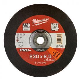 4932451504 - Tarcza do szlifowania metalu PRO+ 230 x 6 x 22,2 mm (1 szt.)