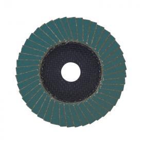 4932472226 - Tarcza listkowa cyrkonowa 125 x 22,2 mm, gr. 80