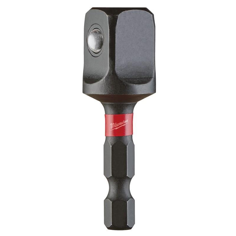 "4932471827 - Adapter gniazda Shockwave 1/4˝ Hex - 1/2"" kwadrat, 50 mm"