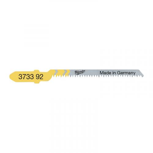 4932373392 - Brzeszczot do wyrzynarki do cięcia po łuku w drewnie, 50 mm (5 szt.)