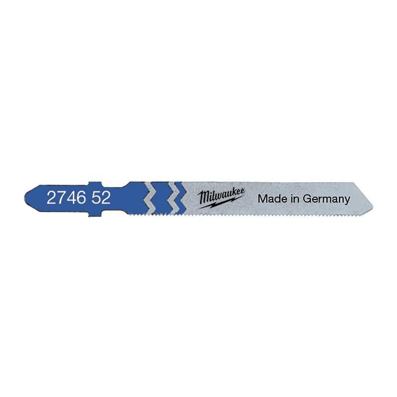 4932274652 - Brzeszczot do wyrzynarki do metalu, 55 mm (5 szt.)
