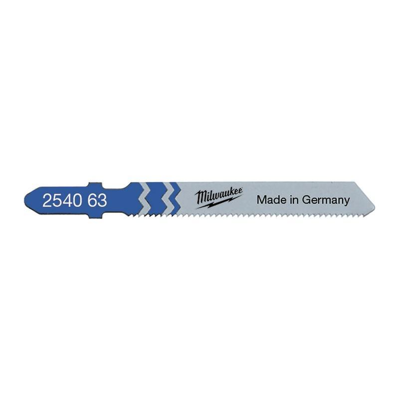 4932254063 - Brzeszczot do wyrzynarki do metalu, 55 mm (5 szt.)
